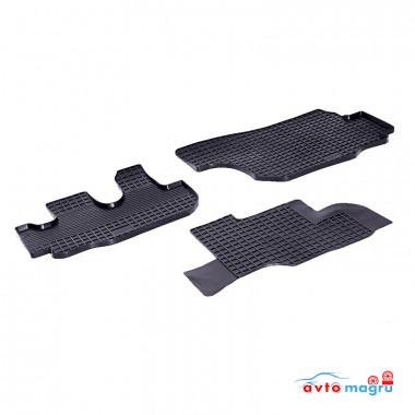Резиновые коврики Сетка для коммерческого транспорта для Hyundai HD 65/72/78 2004-н.в.