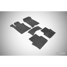 Резиновые коврики Сетка для Acura TLX (2.4) 2014-н.в.