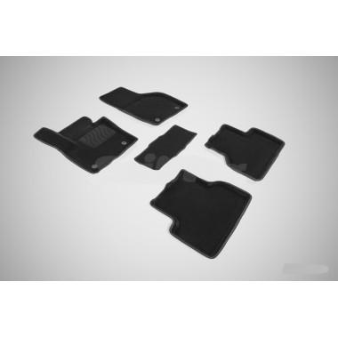 3D коврики для Audi Q3 2011-н.в.