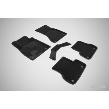 3D коврики для Audi A6 (С7) 2011-н.в.