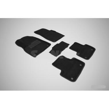 3D коврики для Audi Q7 II 2015-н.в.