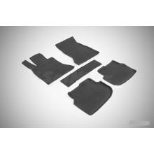 Резиновые коврики с высоким бортом для BMW 5 Ser F-10 2009-2013