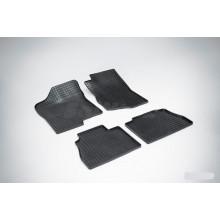 Резиновые коврики Сетка для Cadillac Escalade II 2002-2006