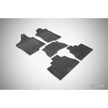 Резиновые коврики Сетка для Cadillac Escalade 2007-2014