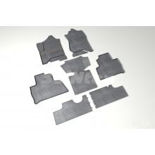 Резиновые коврики Сетка для Cadillac Escalade IV 2014-н.в.