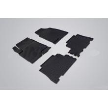 Резиновые коврики Сетка для Chevrolet Captiva 2006-2012