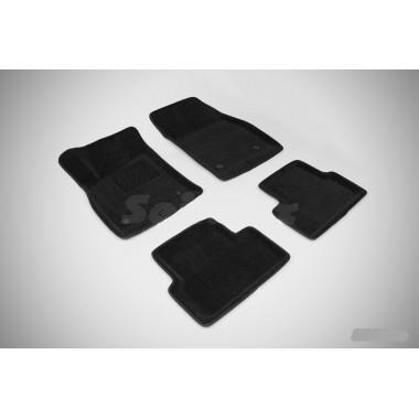 3D коврики для Chevrolet Cruze 2009-2015