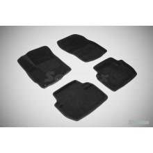 3D коврики для Citroen C-Crosser 2006-н.в.