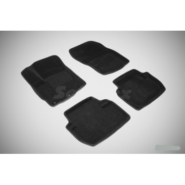 3D коврики для Citroen C-Crosser 2007-2013