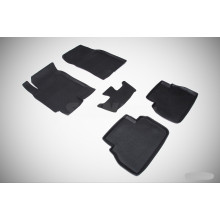 Резиновые коврики с высоким бортом для Chevrolet Epica 2006-2012