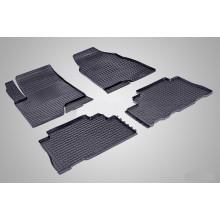 Резиновые коврики Сетка для Chevrolet Captiva 2012-н.в.