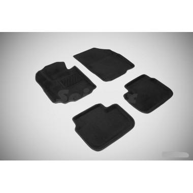 3D коврики для Fiat Sedici 2009-н.в.