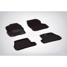 3D коврики для Ford Focus III АКПП 2011-2015