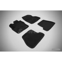 3D коврики для Ford Focus III МКПП 2011-2015
