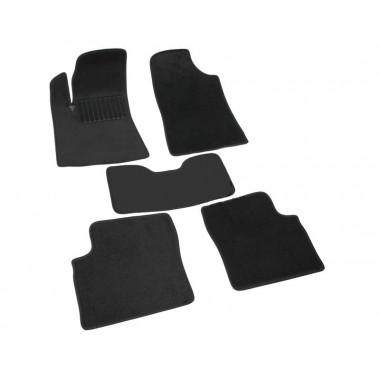 Geely GX2 LC Cross 2013-> Коврики Текстильные (Черный) 5306-UNF3-14M