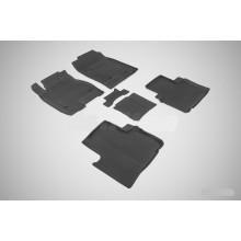 Резиновые коврики с высоким бортом для Haval H6 2015-н.в.