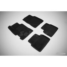 3D коврики в салон Honda Civic VIII Sedan 2006-2011