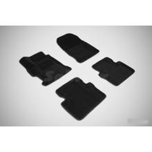 3D коврики в салон Honda Civic IX Sedan 2012-н.в.