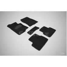 3D коврики в салон Honda Accord VIII 2007-2012