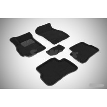 3D коврики для Hyundai Accent 1999-н.в.