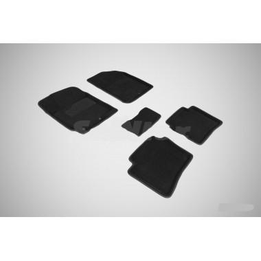 3D коврики для Hyundai Solaris 2010-2017