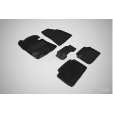3D коврики для Hyundai i30 new 2012-н.в.