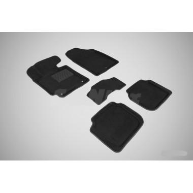 3D коврики для Hyundai Elantra 2011-2016