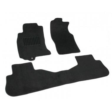 Infiniti M 35-45 Коврики Текстильные (Черный) 2505-RIO-13M