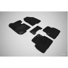 3D коврики для KIA Sportage III 2010-2015