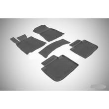 Резиновые коврики с высоким бортом для Lexus GS IV 2012-н.в.