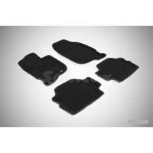 3D коврики для Mitsubishi Pajero Sport II 2008-2015