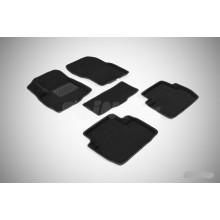 3D коврики для Mitsubishi Outlander III 2012-н.в.