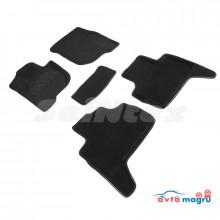 3D коврики для Mitsubishi Pajero Sport III 2015-нв