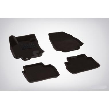 3D коврики для Nissan Tiida 2007-2014