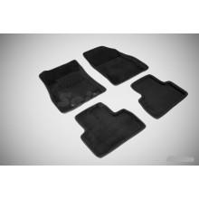 3D коврики для Nissan Juke 2011-2014