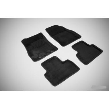 3D коврики для Nissan Juke 2014-нв
