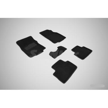 3D коврики для Nissan Qashqai II (российская сборка) 2016 - н.в.