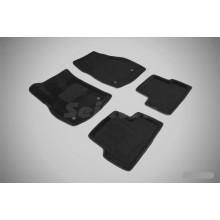 3D коврики для Opel Astra J 2004-2015