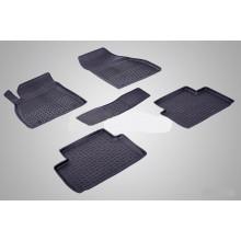 Резиновые коврики с высоким бортом для Opel Insignia 2008-н.в.