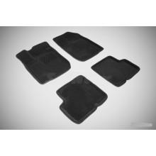 3D коврики для Renault Logan I 2004-2014