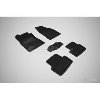 3D коврики для Renault Megane 2008-н.в.