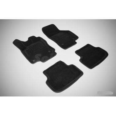 3D коврики для Seat Leon III 2013-н.в.