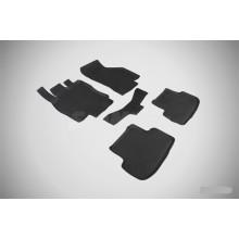 Резиновые коврики с высоким бортом для Seat Leon III 2013-н.в.