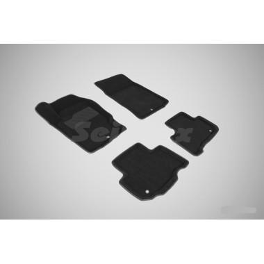 3D коврики для Ssang Yong Rexton 2012-н.в.