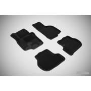 3D коврики в салон Skoda Octavia A8 2020-н.в.