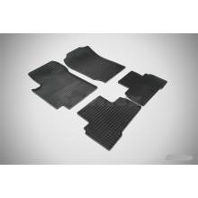 Резиновые коврики Сетка для Suzuki Grand Vitara III 3-dr 2005-н.в.