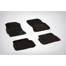 3D коврики для Subaru Forester III (для АКПП) 2008-2012