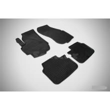 Резиновые коврики Сетка для Suzuki Liana 2001-2008