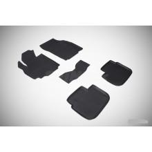 Резиновые коврики с высоким бортом для Suzuki SX4 I 2006-2014