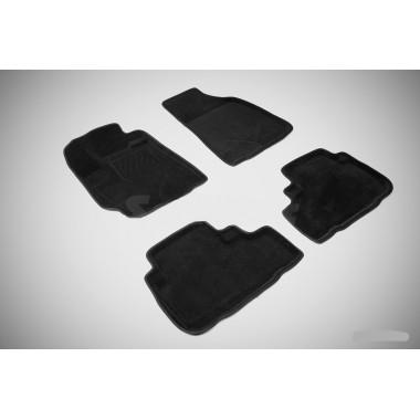 3D коврики для Toyota Highlander II 2007-2014